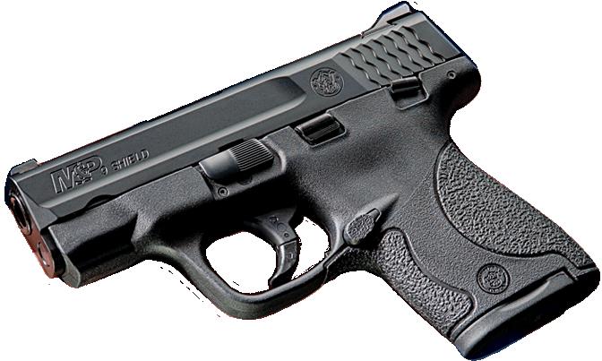 Shield 9mm